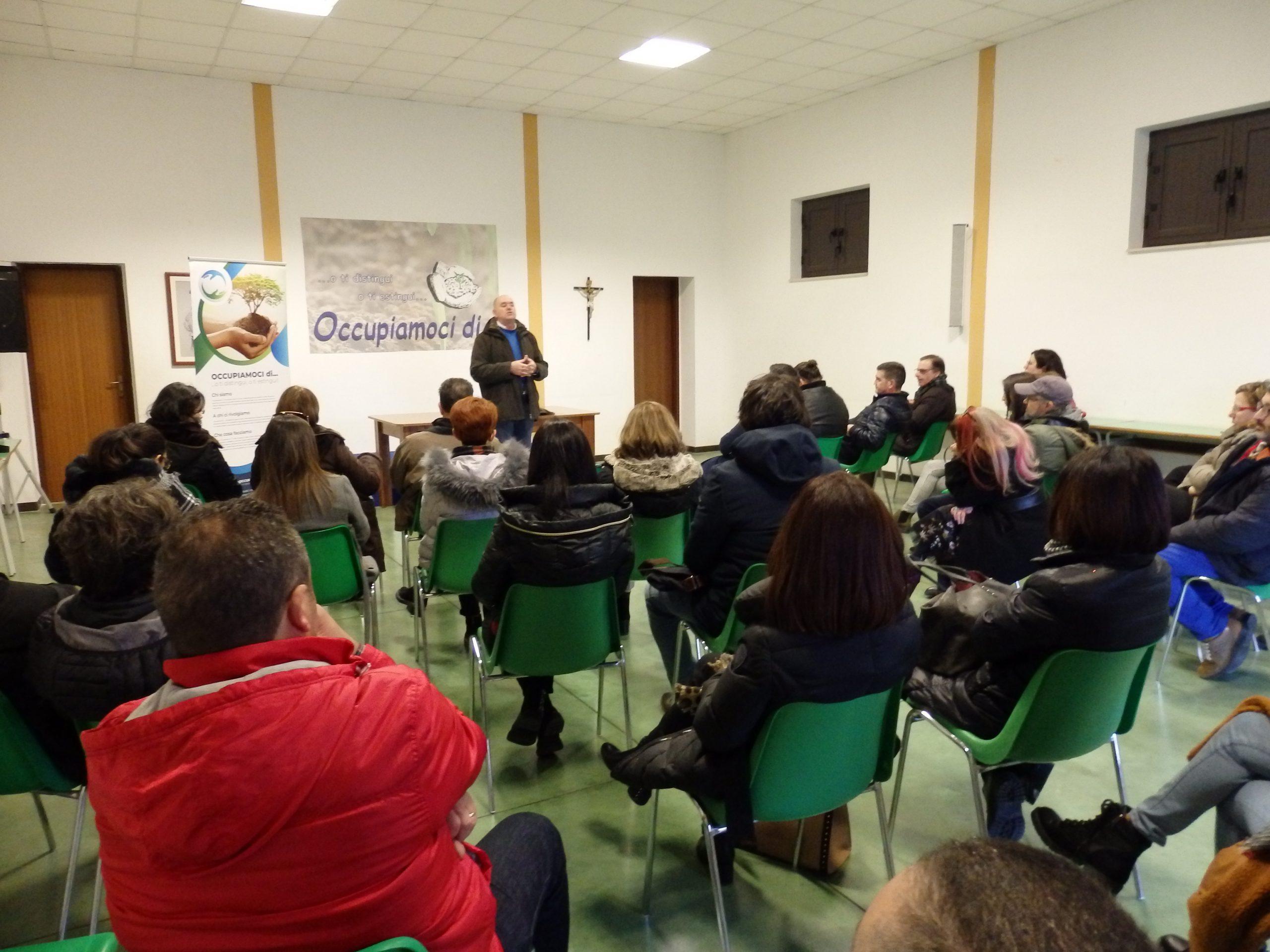 Lavoro A Chiaramonte Gulfi modica. l'assemblea del gruppo occupiamoci di l'incontro