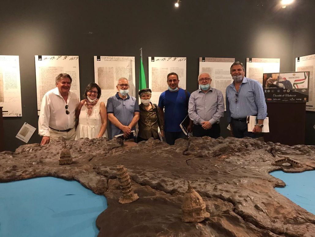 Modica. L'Associazione Torrone di Caltanissetta incontra il CTCM